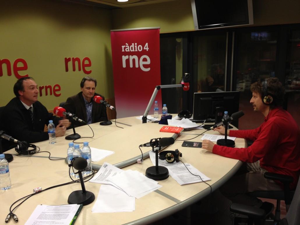 Radio 4 Agents Cial. 4-03-14