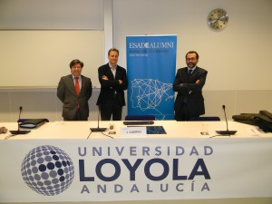 Esade Sevilla-Loyola 22-01-15