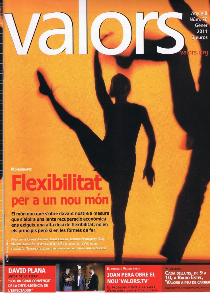 Revista Valors Gener-2011 Portada 001