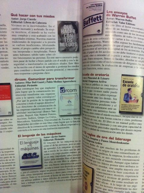 revista sector ejecutivo julio
